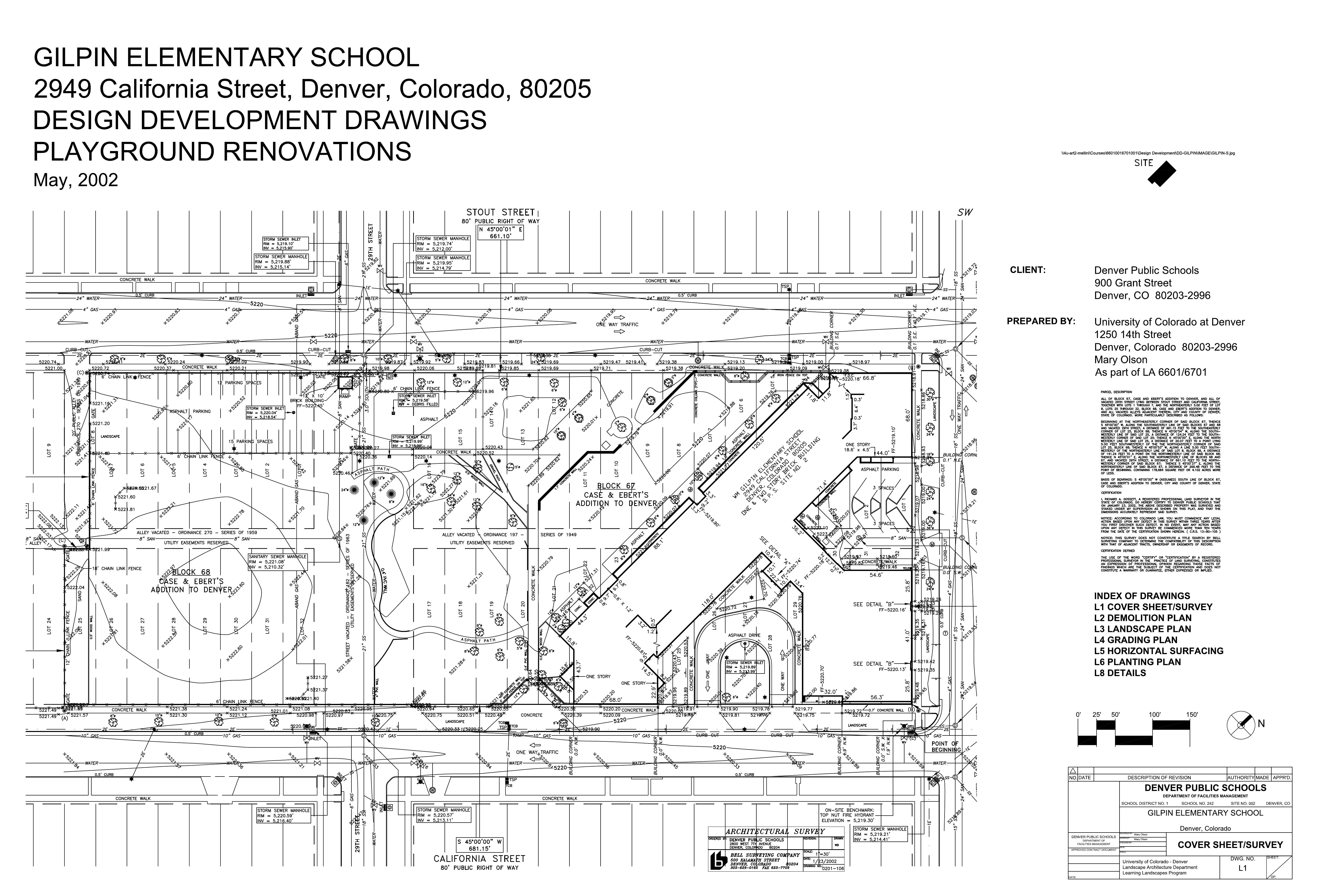 Gilpin Elementary School | Learning Landscapes
